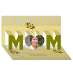 3DCard - MOM2 - MOM 3D Greeting Card (8x4)