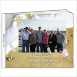 mexico with parents - 11 x 8.5 Photo Book(20 pages)