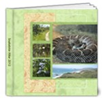 Snakebite Hike - 8x8 Deluxe Photo Book (20 pages)