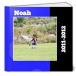 noah - 8x8 Deluxe Photo Book (20 pages)