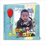 Jered s 2nd birthday - 6x6 Photo Book (20 pages)
