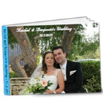 Duluxe Photo Wedding Book 9x7 - 9x7 Deluxe Photo Book (20 pages)