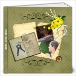 Willow - 12x12 Photo Book (20 pages)