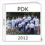 PDK 2012 - 8x8 Photo Book (20 pages)