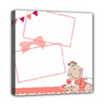 Baby Canvas - Mini Canvas 8  x 8  (Stretched)