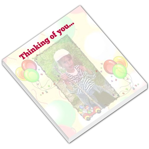 Thinking Of You Memo By Malky   Small Memo Pads   E1venv9ca986   Www Artscow Com