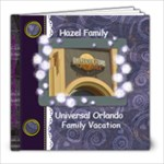 Universal trip - 8x8 Photo Book (100 pages)