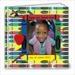 Mayfield school book - 8x8 Photo Book (20 pages)