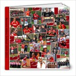 BAC SOFTBALL BOOK - 8x8 Photo Book (20 pages)