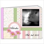 advika - 9x7 Photo Book (20 pages)