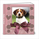Daisy s 1st Year - 6x6 Photo Book (20 pages)
