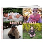 bassy s first year - 9x7 Photo Book (20 pages)