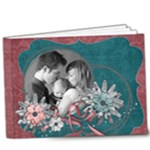 9x7 Deluxe Photo Book-Any theme/Refresh/Friends - 9x7 Deluxe Photo Book (20 pages)