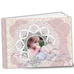 9x7 Deluxe Photo Book-spingtime/baby/any theme! - 9x7 Deluxe Photo Book (20 pages)