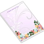 A Note Just For You - Large Memo Pads