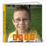 Eric - 8x8 Photo Book (20 pages)