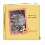 geoff - 6x6 Photo Book (20 pages)
