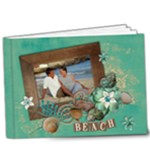 Beach/Vacation-9x7 Deluxe Photo Book - 9x7 Deluxe Photo Book (20 pages)
