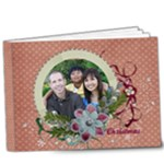 Christmas/Holiday ornaments- 9x7 Deluxe Photo Book - 9x7 Deluxe Photo Book (20 pages)
