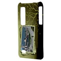 LG Optimus Thrill 4G P925 Hardshell Case  Back/Left
