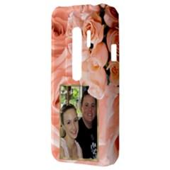 HTC Evo 3D Hardshell Case  Back/Left