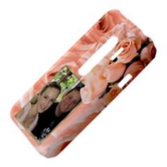 HTC Evo 3D Hardshell Case  Right 45
