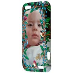 HTC One V Hardshell Case Back/Left