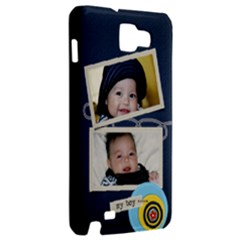Samsung Galaxy Note 1 Hardshell Case Back/Right