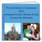 Honeymoon Book - 12x12 Photo Book (20 pages)