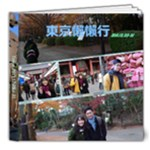 tokyo2011 - 8x8 Deluxe Photo Book (20 pages)