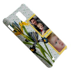 Samsung Infuse 4G Hardshell Case  Left 45