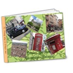Family European Trip - 7x5 Deluxe Photo Book (20 pages)