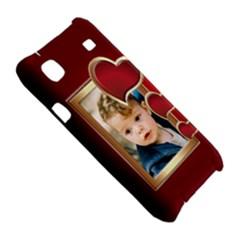 Samsung Galaxy S i9000 Hardshell Case  Left 45