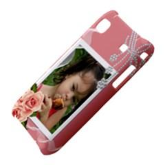 Samsung Galaxy S i9000 Hardshell Case  Right 45