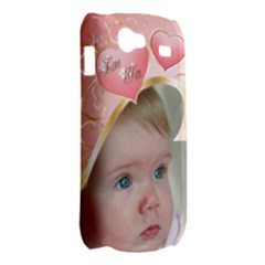 Samsung Galaxy Nexus S i9020 Hardshell Case Back/Right