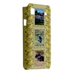 Samsung Galaxy S i9008 Hardshell Case Back/Right