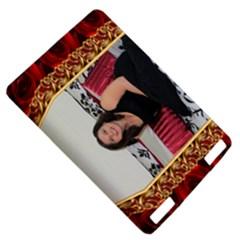 Kindle Touch 3G Hardshell Case Left 45