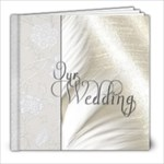 Martin & Lynne s Wedding - 8x8 Photo Book (30 pages)