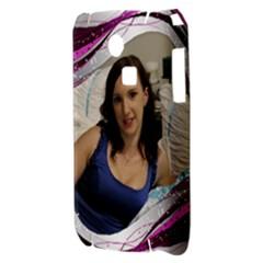 Samsung S3350 Hardshell Case Back/Left