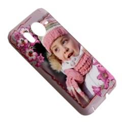 HTC Desire HD Hardshell Case  Left 45