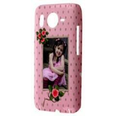 HTC Desire HD Hardshell Case  Back/Left