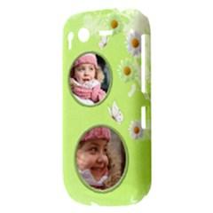 HTC Desire S Hardshell Case Back/Left