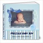 Lukie book - 8x8 Photo Book (20 pages)