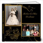 50th wedding deleeuw - 12x12 Photo Book (20 pages)