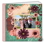 Convention Scrapbook - 8x8 Deluxe Photo Book (20 pages)