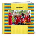 8x8 Photo Book (30 pages) Any theme/sunny/smile/boys