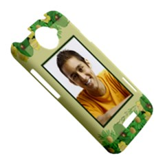 HTC One X Hardshell Case  Left 45