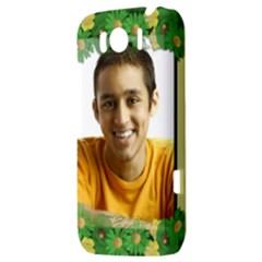 HTC Sensation XL Hardshell Case Back/Left