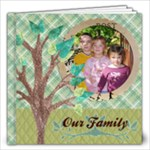 Family Tree/New Home-12x12 Photo Book (20 pages)