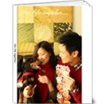 Life 2010-2012 - 9x12 Deluxe Photo Book (20 pages)